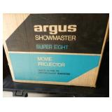 ARGUS 8MM PROJECTOR