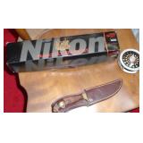 NIKON SCOPE OLSEN KNIFE