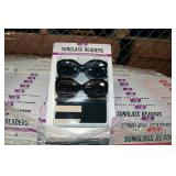 Sun Glass Readers. 2-Pack
