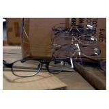 3 Piece Sets of Reading Glasses (100 3-pk Set/Box)