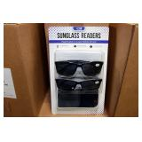 Sunglass Readers. 2-pack (2.50)