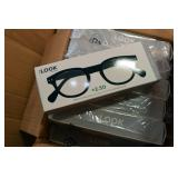 "The Look "" The Poet"" Reading Glasses Indiv Pack"