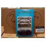 3 Piece Sets of Reading Glasses (2.00)