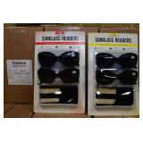 Sun Glass Readers. 2-Pack 2.75 & 1.75 Diopter