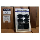 Sun Glass Readers. 2-Pack 2.00 Diopter