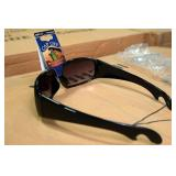 Cap-Off Bottle Opener Sunglasses w/ Bar Code