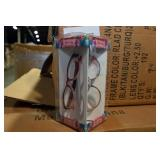 Evie & Ivy Reading Glasses 4-Pack 2.50  Diopter