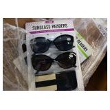 Sunglass Readers. 2-Pack