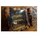 ABS by Allen Schwartz Reading Glasses. 3-Pack