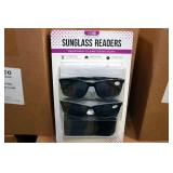Sunglass Readers. 2-pack (1.50)