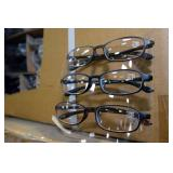 3 Piece Sets Reading Glasses (1.25)