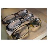 3 Piece Sets Reading Glasses (3.00)
