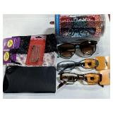 LOT: (300) Readers & Fashion Glasses & (1,000)
