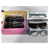 Multi-Pack Sunglass Readers