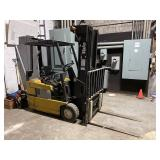 Yale Electric Forklift  (non-operational)