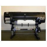 HP Designjet Z6100 Plotter s/n SEYY807463