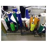 A Group of:   Large Group Thermal Transfer Rolls