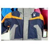 Northface & Spyder Jackets