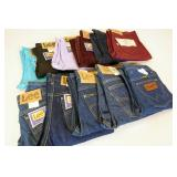 Lee,Levi,& Wrangler Kids Jeans
