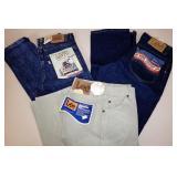 Levis & Lee Jeans