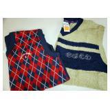 Izod, Esco, Echo, Sweater Vest