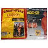 Raincoats & Rainsuits