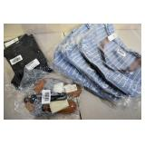 LOT: Abercrombie Tote Bags, Skinny Jeans & Sandals