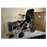 Foldawheel Wheel Chair