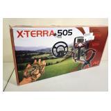 X-Terra 505 VFLEX Technology Metal Detector