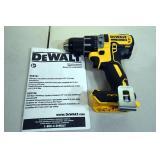"""DeWalt 20VCordless Compact 1/2"""" Drill (No Bat)"""
