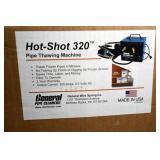 HotShot 320 Pipe Thawing Machine