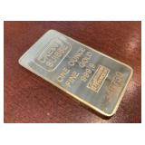 Credit Suisse Gold 1 Ounce Bar