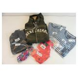 A Group Of Abercrombie & Fitch Clothing (6 Pcs.)