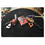 (2) Glue Guns and (1) Heat Gun