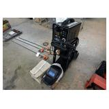 Chicago Electric Mig 170 Wire Feed Welder w/Cart