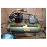 Airmatic Horizontal Air Compressor