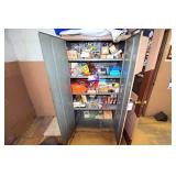 Contents of Cabinet (Ass