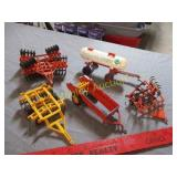 MIDSIZE TRACTOR TOYS