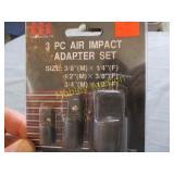3 PC AIR IMPACT SET