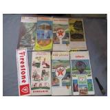 OLD GAS STATION MAPS