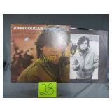 JOHN COUGAR RECORD