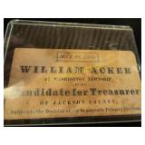 1880 BUSINESS CARD