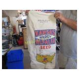 ADVERT. SEED SACK
