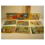 VINTAGE COMIC POST CARDS