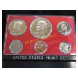 UNITED STATE PROOF SET