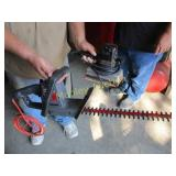 2 CORDED TOOLS