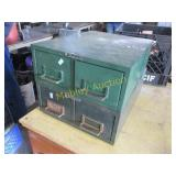 GREEN TOOL CABINET