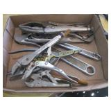 VISE GRIPS&WRENCHES