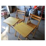TWO CHAIRS&TABLES