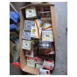 EMPTY AMMO BOXES